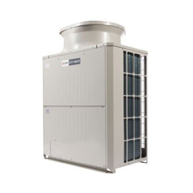 Bryant & Mitsubishi Commercial heating and air conditioning systems.